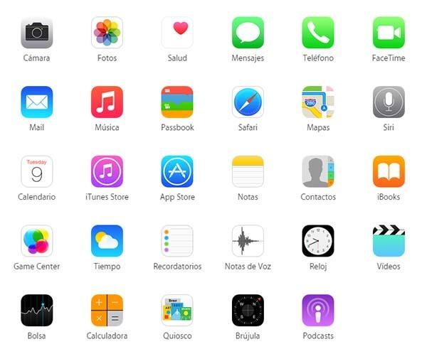 iphone aplicaciones gratis mejores