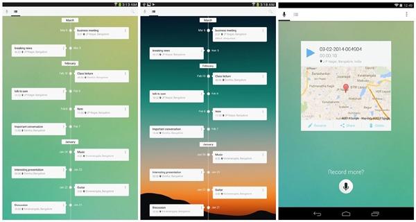 Mejores aplicaciones para grabar sonidos en Android