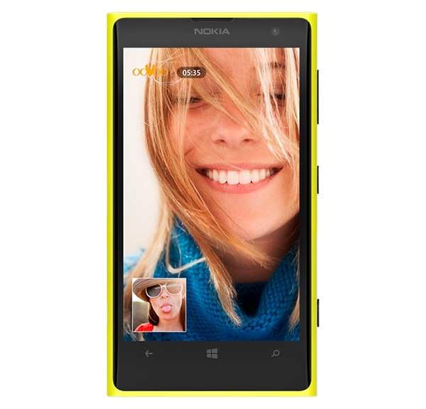 ooVoo, realiza videollamadas en grupo desde tu Nokia Lumia