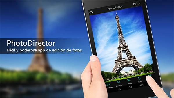 PhotoDirector, un completo y potente editor para retocar tus fotos