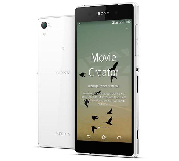 Sony Movie Creator, crea vídeos automáticamente en tu Sony Xperia