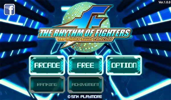 The Rythm of Fighters, un juego de lucha y música gratis para móviles
