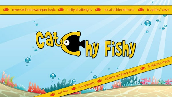 Catchy Fishy, un juego de puzzles para Windows Phone