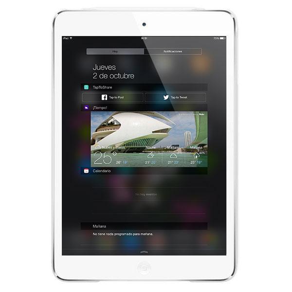 TapToShare, un widget de Facebook y Twitter para iPhone con iOS 8
