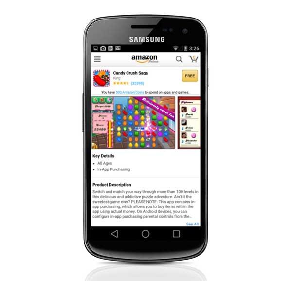 amazon apps