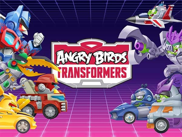 Angry Birds Transformers ya está disponible gratis para móviles