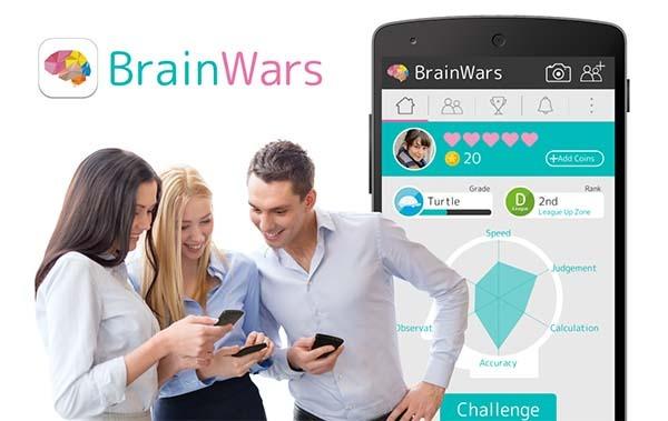 Brain Wars, descubre lo inteligente que eres compitiendo contra amigos
