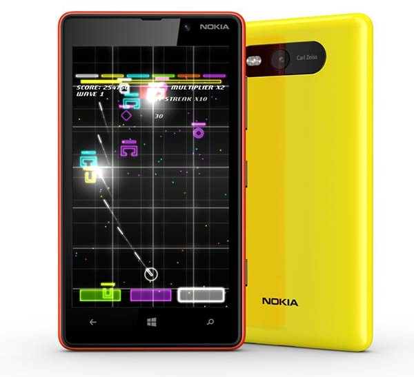 Chromatic, un divertido y luminoso juego de disparos para Windows Phone