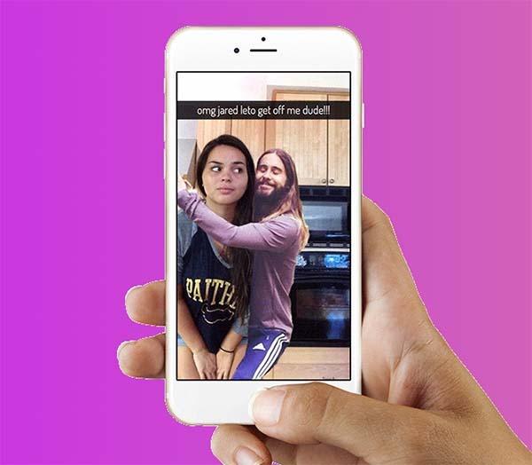 Doublie, captura selfies con famosos con esta app para iPhone
