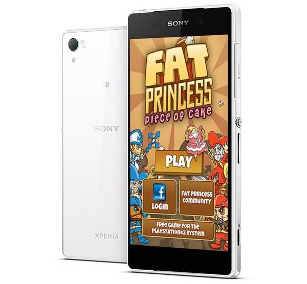 Fat Princess, un juego de Sony que llega a los móviles gratis