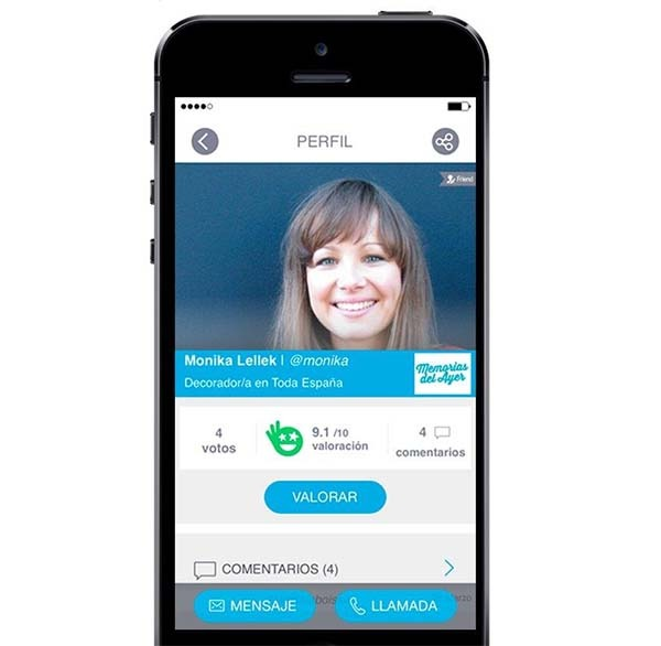 Guudjob, una app para encontrar profesionales y trabajos por valoración