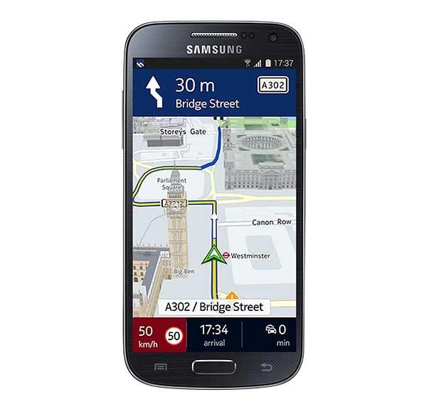 HERE Maps, los mapas de Nokia llegan a los Samsung Galaxy