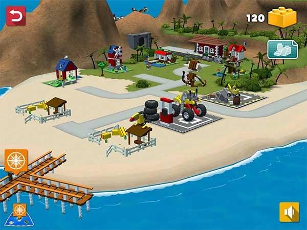 Lego creator islands un juego de construcciones gratuito - Construcciones de lego para ninos ...
