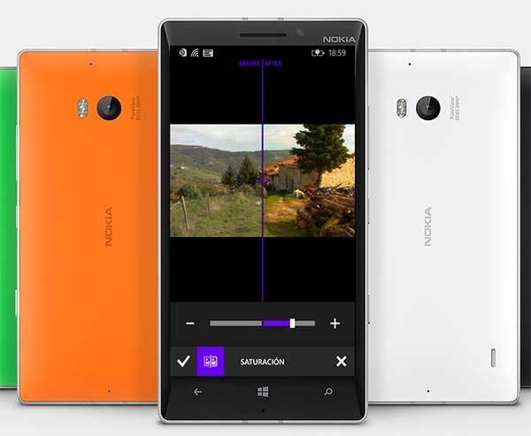 Rawer, una app para editar fotografías RAW en tu Nokia Lumia