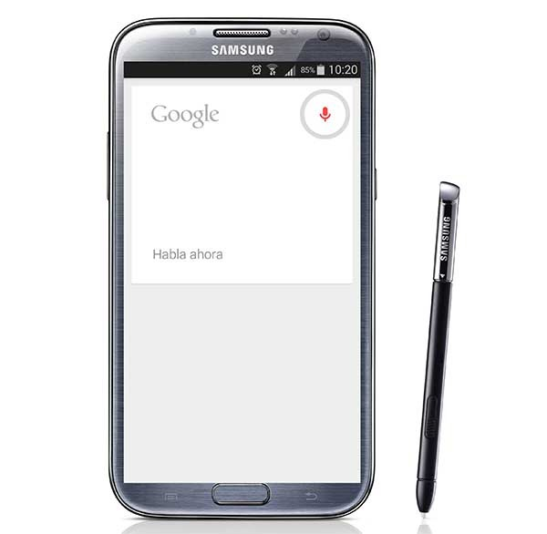 El reconocimiento de voz de Google ya usa signos de puntuación