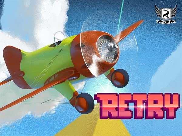 Retry, el nuevo juego de los creadores de Angry Birds