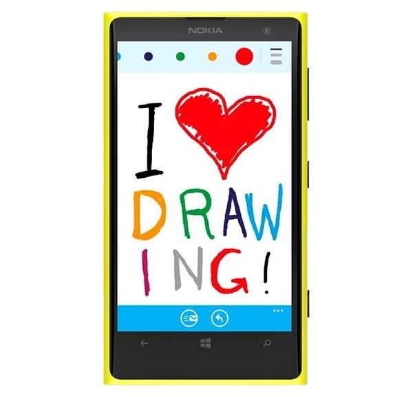 Skype permite enviar dibujos a los usuarios de Windows Phone