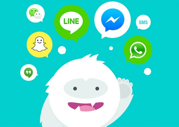 Snowball, reúne todos tus mensajes bajo una misma app