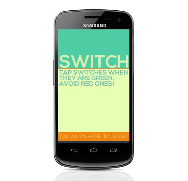 Switch, un sencillo pero adictivo juego de pulsar interruptores