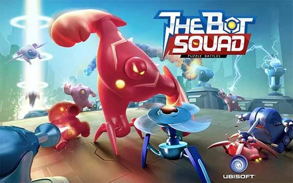 The Bot Squad, juego de estrategia gratis para móviles
