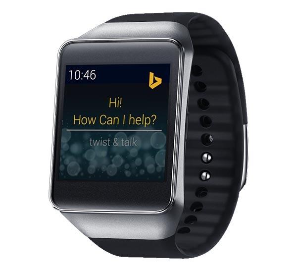 Bing Torque, el buscador de Microsoft llega a los relojes Android Wear