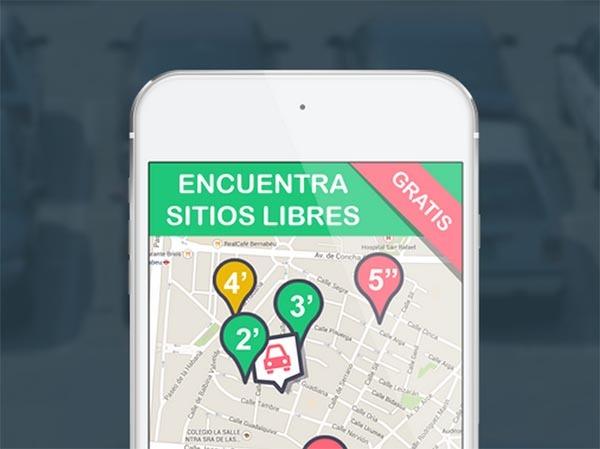 Wazypark, encuentra aparcamiento con esta aplicación gratuita