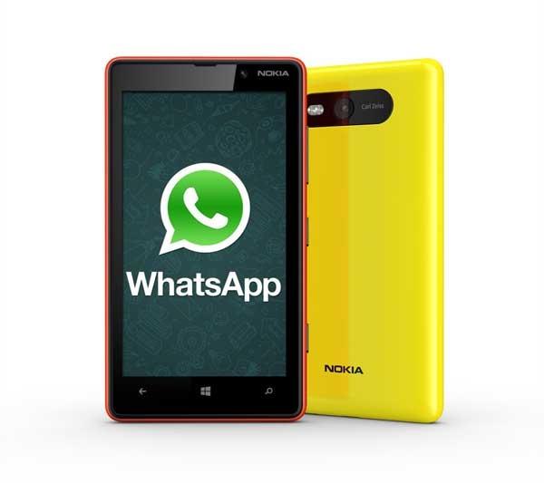 whatsapp solución windows phone