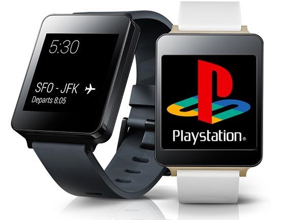 Consiguen hacer funcionar juegos de PlayStation en relojes Android Wear