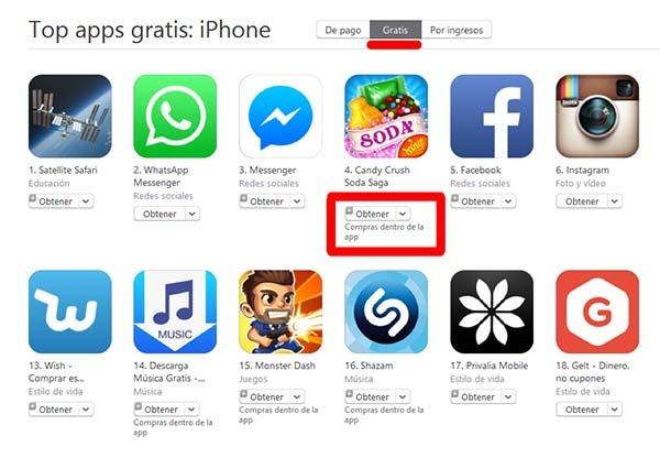La App Store Cambia Su Boton Gratis Por Obtener