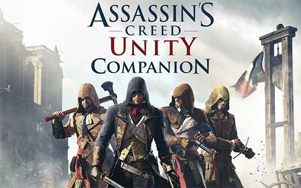 Assassin's Creed Unity ya tiene app compañera