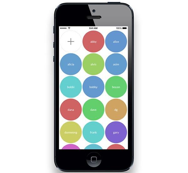 Boop, envía mensajes animados efímeros con esta app