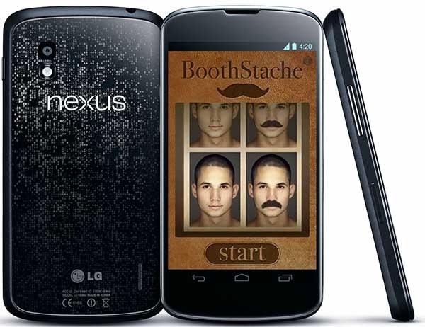 BoothStache, pruébate bigotes con esta divertida app