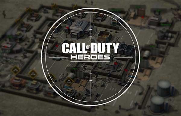 Call of Duty Heroes, crea tu base y ataca al enemigo en este juego