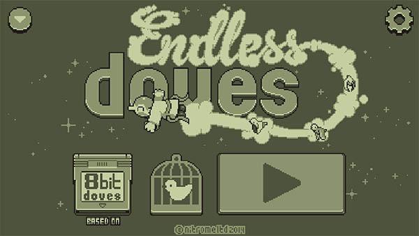 Endless Doves, un juego de habilidad que recuerda a Flappy Bird