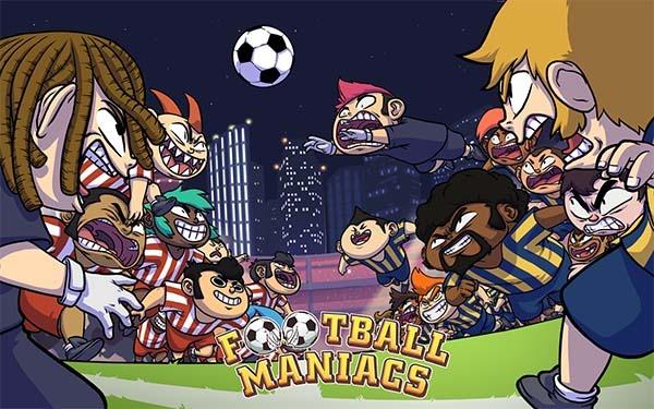 Football Maniacs Manager, crea y dirige tu equipo de fútbol en este juego