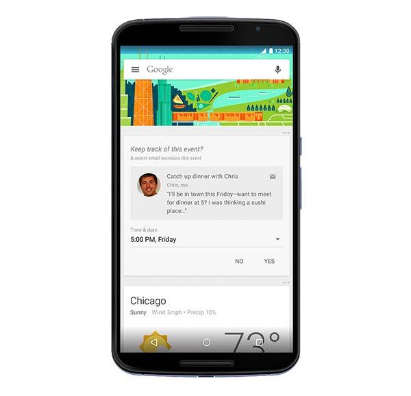 Google actualiza su asistente para activarlo desde cualquier pantalla