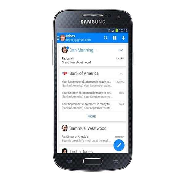 WeMail, envía mensajes de voz al correo electrónico con esta app