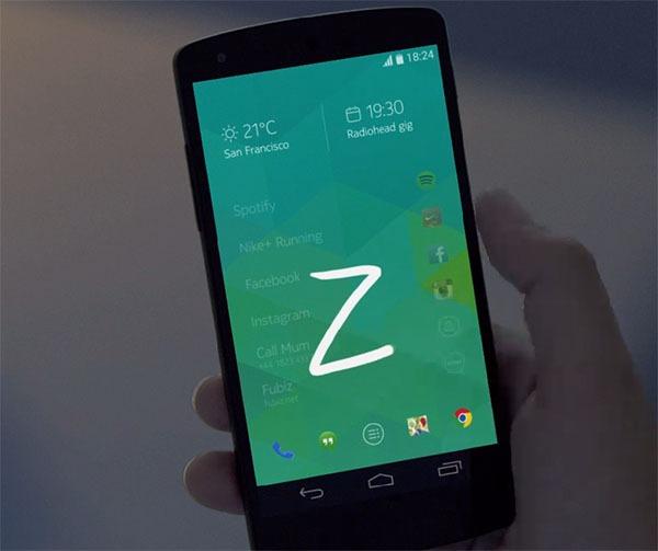 Z Launcher, una app de Nokia para mejorar el uso de los terminales Android