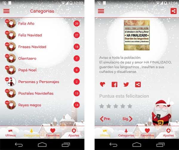 apps para felicitar el Año Nuevo 2015 por WhatsApp