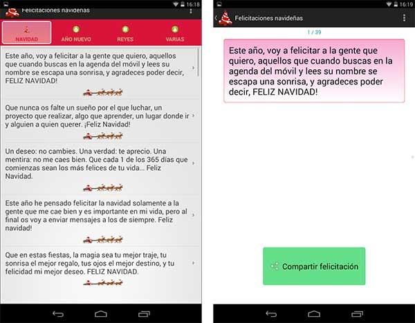 Las mejores apps para felicitar la navidad - Felicitar la navidad por whatsapp ...