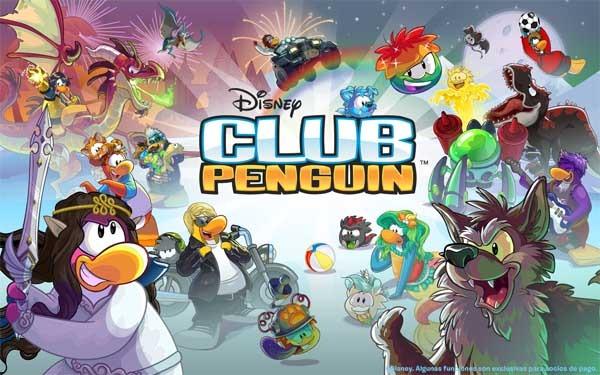 Club Penguin, juegos y actividades para los más pequeños de la casa