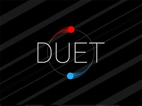 Duet, un curioso y adictivo juego de habilidad para móviles