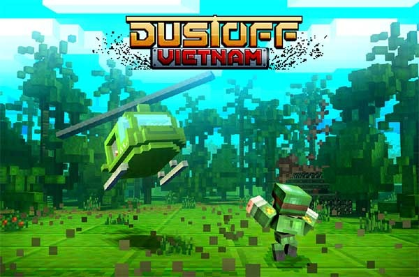 Dustoff Vietnam, pilota un helicóptero en este juego de guerra