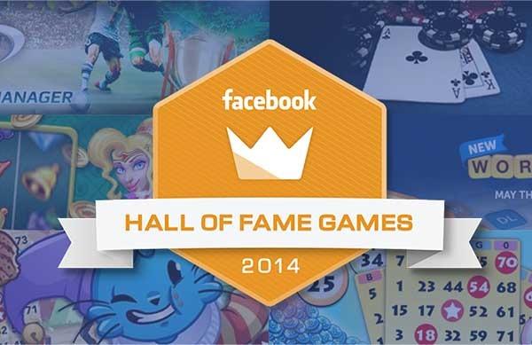 Facebook escoge los mejores juegos de 2014
