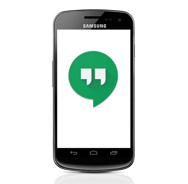 Hangouts se actualiza con importantes y vistosas novedades