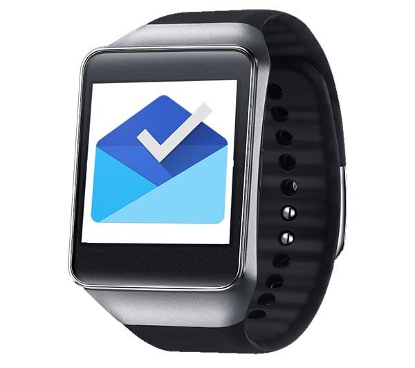 Inbox ya se controla desde los Android Wear y cuenta con asistente