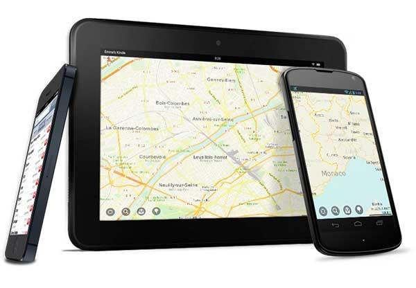 MAPS.ME, una app de mapas sin conexión a Internet y totalmente gratuita