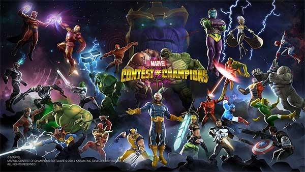 Marvel Batalla de Superhéroes, un juego de lucha gratis para móviles