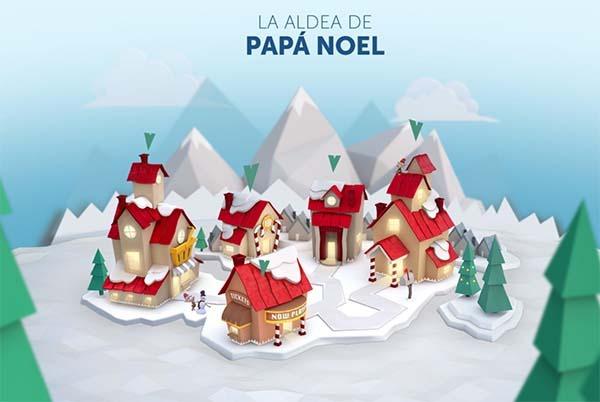 NORAD y Microsoft también seguirán a Papá Noel con esta app