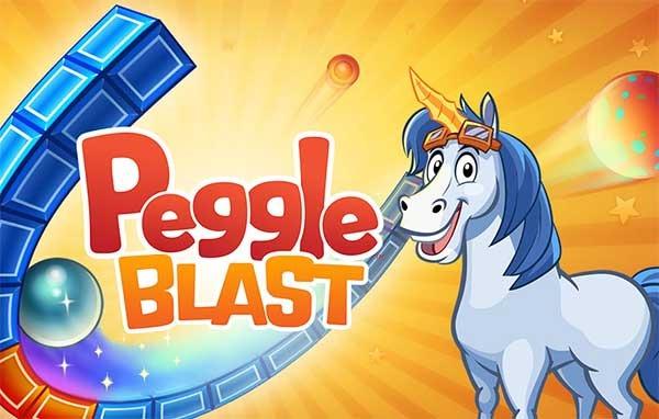 Peggle Blast, un psicodélico juego de los creadores de Bejeweled